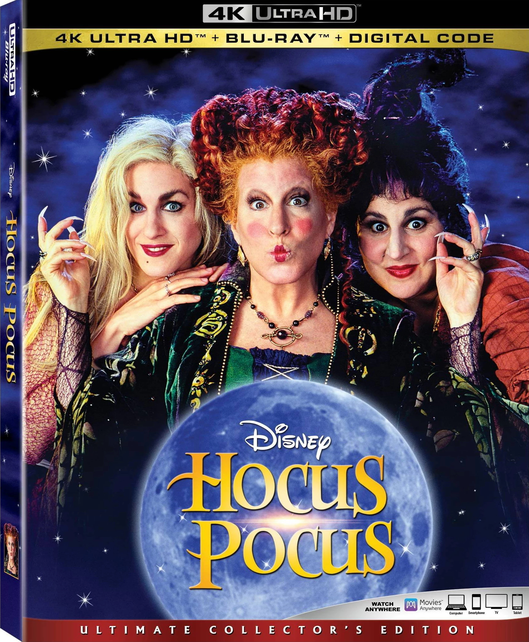 Hocus Pocus : Les Trois Sorcières [Disney - 1993] - Page 5 271620_front