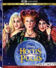 Hocus Pocus 4k Blu Ray Release Date September 15 2020 4k Ultra Hd Blu Ray Digital Hd