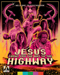 Jesus Shows You the Way to the Highway (Blu-ray)