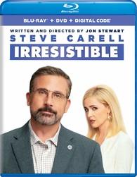 Irresistible (Blu-ray) Temporary cover art