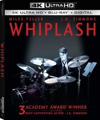Whiplash 4K (Blu-ray)