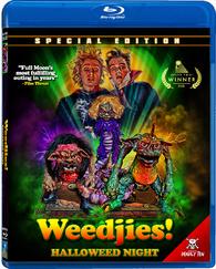 Weedjies: Halloweed Night (Blu-ray)