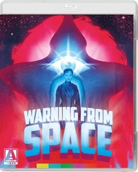 Warning from Space (Blu-ray)