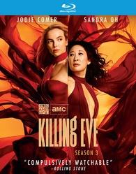 Killing Eve: Season 3 (Blu-ray)