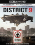 District 9 4K (Blu-ray)