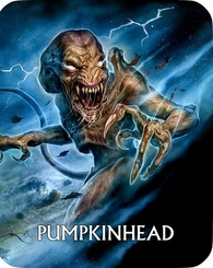 Pumpkinhead (Blu-ray) Temporary cover art