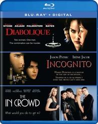 Incognito / Diabolique / The In Crowd (Blu-ray)