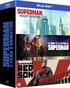 Superman 3 Films d'animation (Blu-ray)