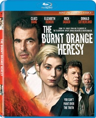 The Burnt Orange Heresy (Blu-ray)