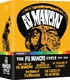 The Fu Manchu Cycle 1965-1969 (Blu-ray)
