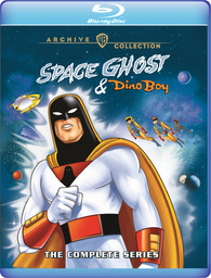 Space Ghost and Dino Boy: The Complete Series (Blu-ray) Temporary cover art