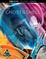Ghost In The Shell 4k Blu Ray Release Date September 8 2020 攻殻機動隊 Kokaku Kidotai