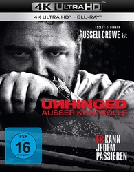 Unhinged 4k Blu Ray Release Date November 27 2020 Ausser Kontrolle Germany