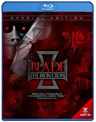 Blade: The Iron Cross (Blu-ray)