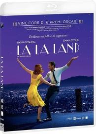 La La Land - Blu Ray NUOVO