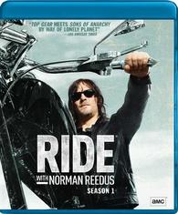 Ride with Norman Reedus: Season 1 (Blu-ray)