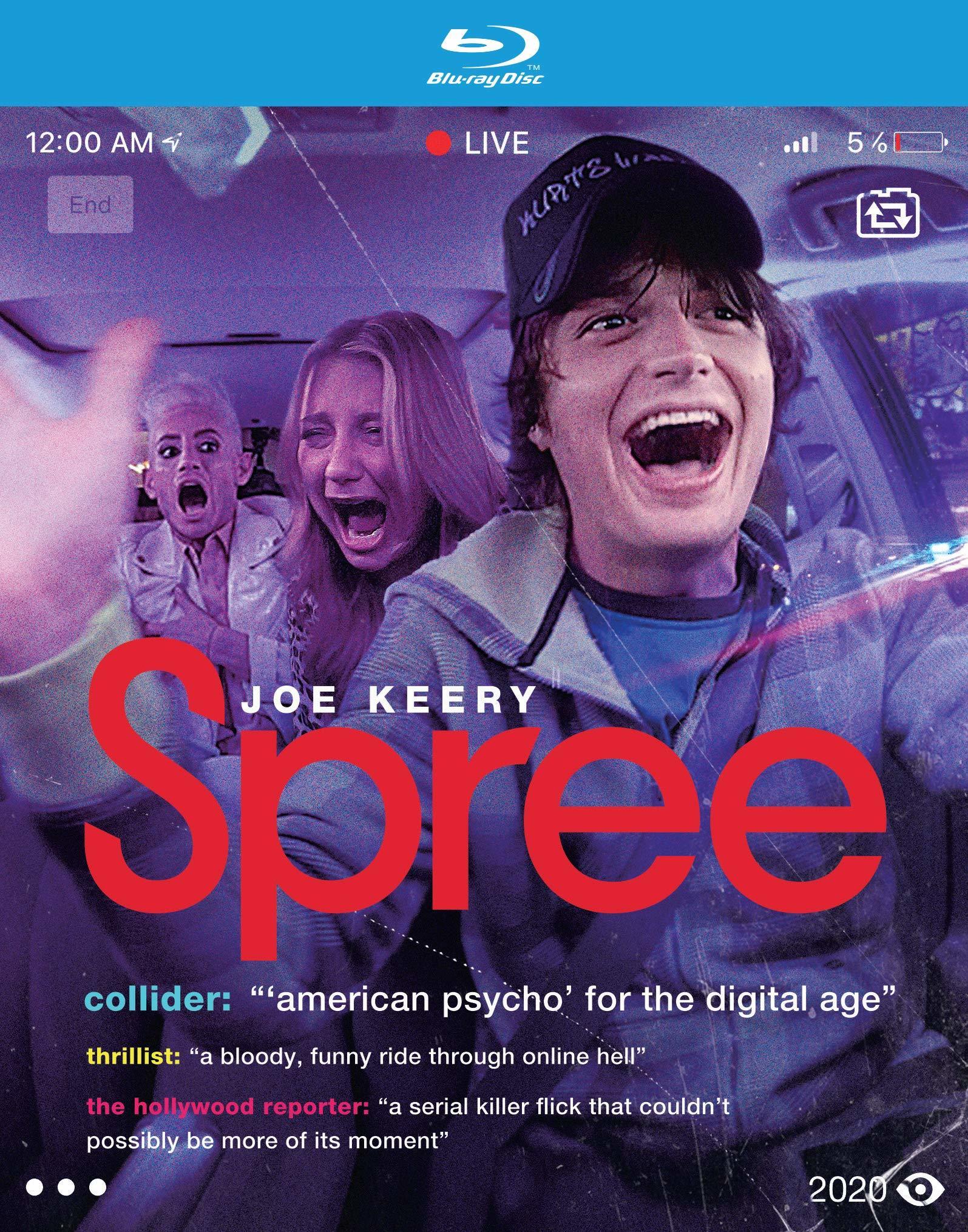 车速过快 简繁英字幕 Spree 2020 BluRay 1080p DTS-HDMA5.1 x265.10bit-CHD