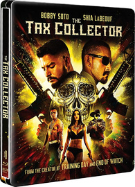 The Tax Collector 4K (Blu-ray) Temporary cover art