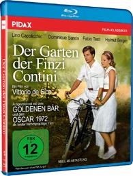 Der Garten Der Finzi Contini Blu Ray Release Date October 30 2020 Il Giardino Dei Finzi Contini The Garden Of The Finzi Contini Germany