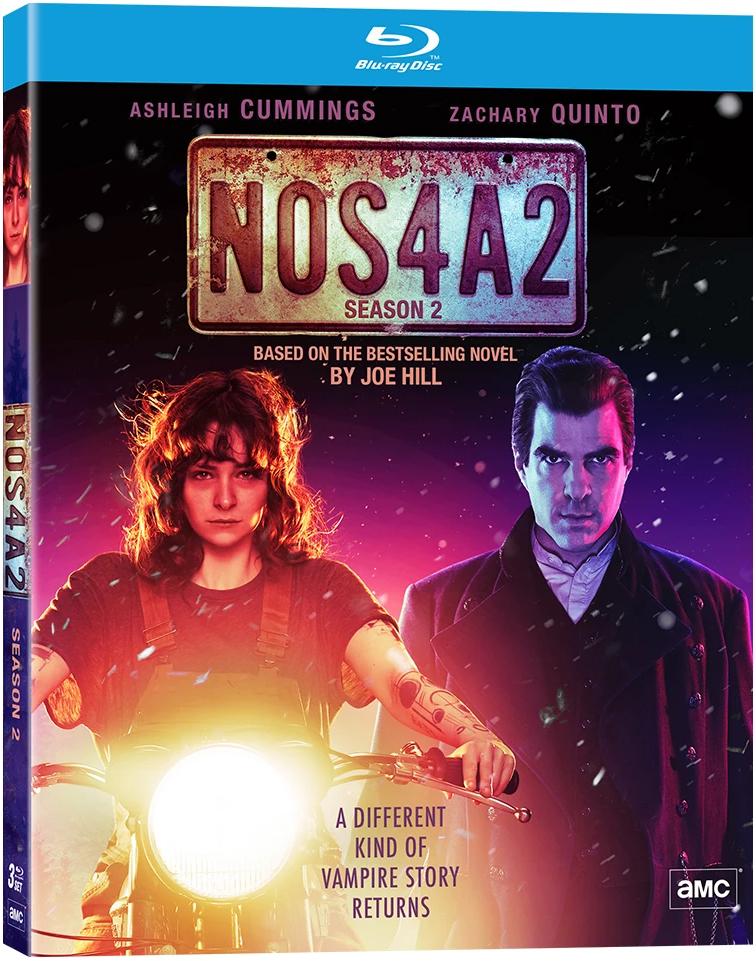 NOS4A2: Season 2 (Blu-ray)