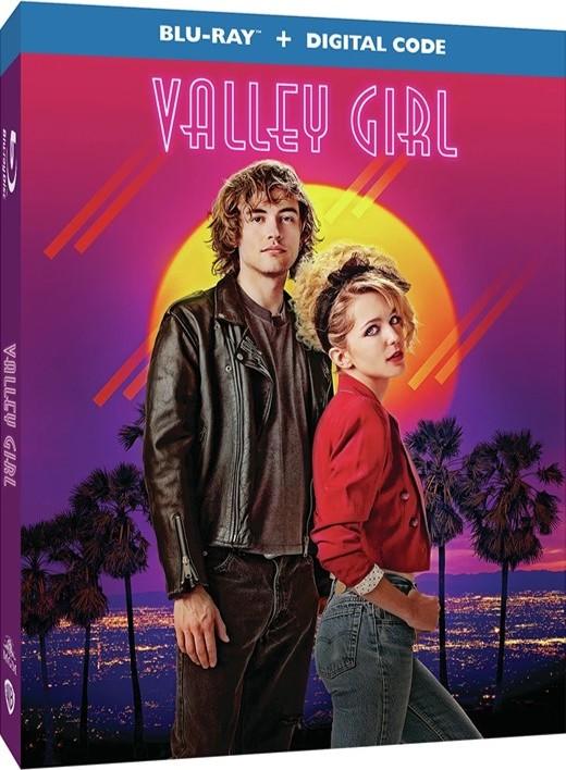 Valley Girl (Blu-ray)