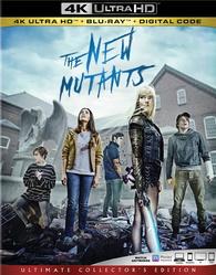 The New Mutants 4K (Blu-ray)
