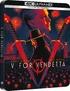 V for Vendetta 4K (Blu-ray)