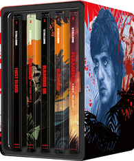 Rambo: The Complete SteelBook Collection 4K (Blu-ray)