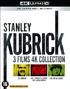 Stanley Kubrick: 3-Film 4K Collection (Blu-ray)