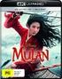 Mulan 4K (Blu-ray)