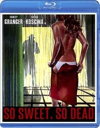 So Sweet, So Dead (Blu-ray)