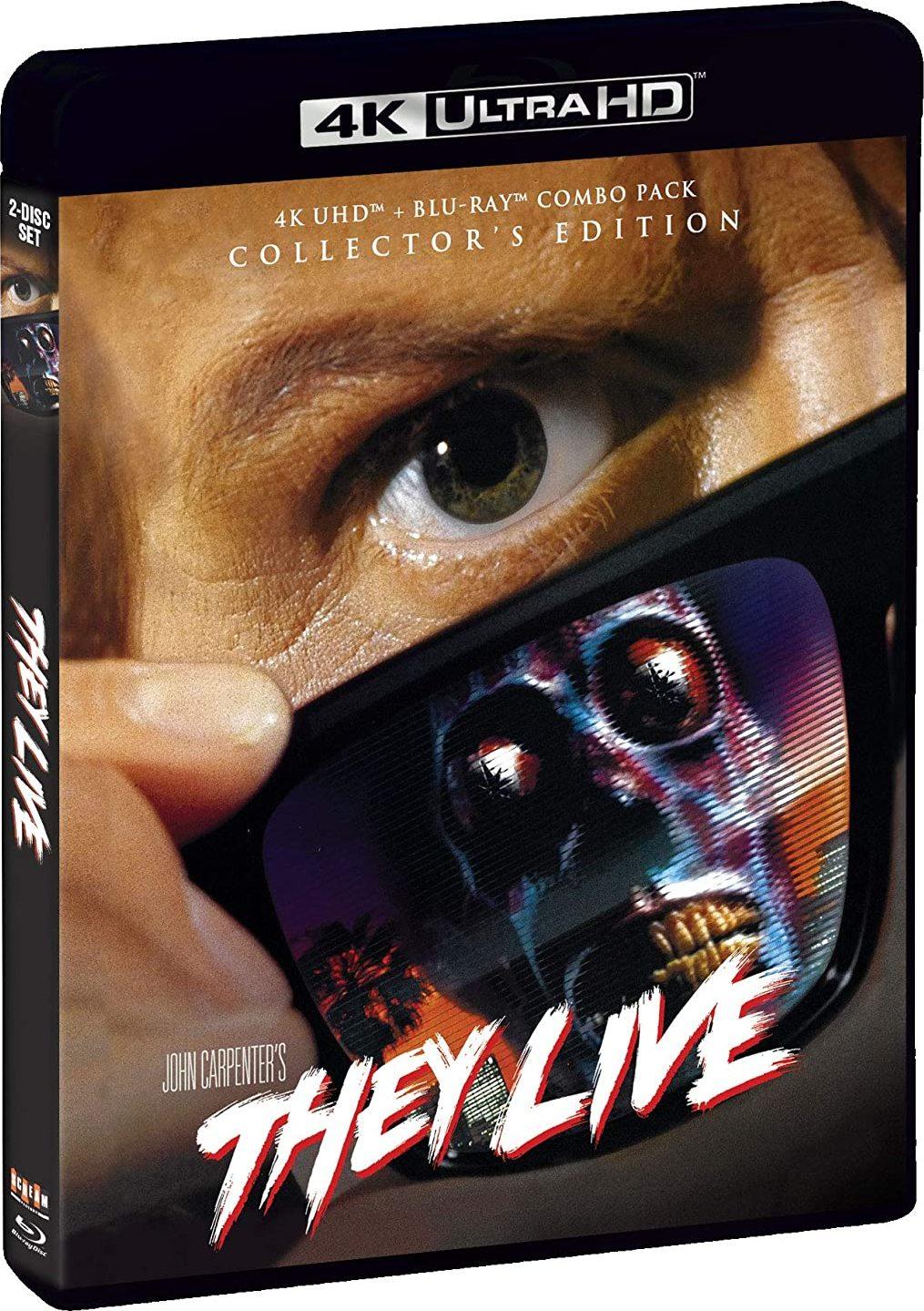 They Live 4K (Blu-ray)