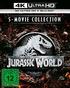 Jurassic World - 5-Movie Collection 4K (Blu-ray)