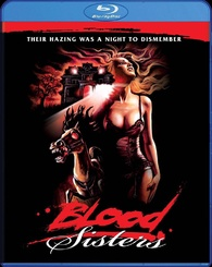 Blood Sisters (Blu-ray)