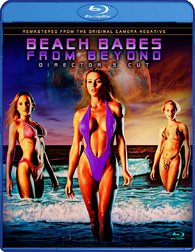 Beach Babes from Beyond (Blu-ray)