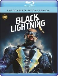 Black Lightning: The Complete Second Season (Blu-ray)