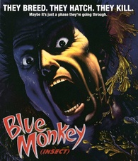 Blue Monkey (Blu-ray)
