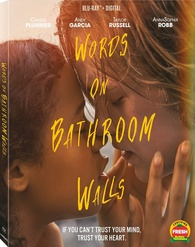 Words on Bathroom Walls (Blu-ray)