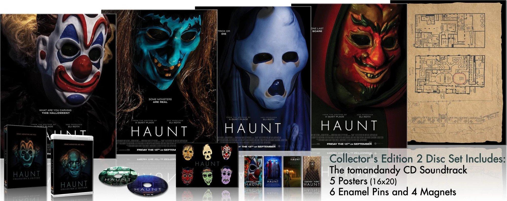 Haunt (Blu-ray)