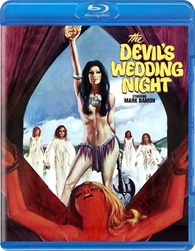 The Devil's Wedding Night (Blu-ray)