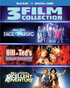Bill & Ted Face the Music / Bill & Ted's Bogus Journey / Bill & Ted's Excellent Adventure (Blu-ray)