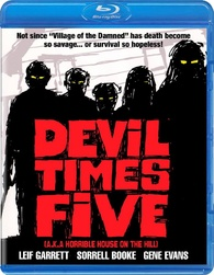 Devil Times Five (Blu-ray)