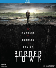 Bordertown: Season 1 (Blu-ray)