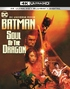 Batman: Soul of the Dragon 4K (Blu-ray)