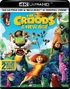 The Croods: A New Age 4K (Blu-ray)