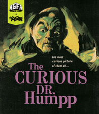 The Curious Dr. Humpp (Blu-ray)
