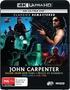 John Carpenter Collection 4K (Blu-ray)