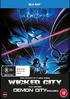 Wicked City & Demon City Shinjuku Double Feature (Blu-ray)