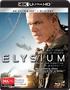 Elysium 4K (Blu-ray)