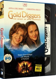 Gold Diggers: The Secret of Bear Mountain (Blu-ray)